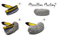 Mikrofaser Bürstenüberzug passend für...