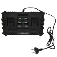 Parkside double quick charger PDSLG 20 A1